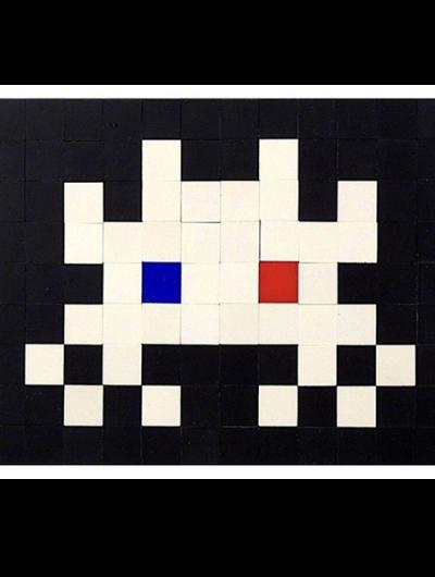 Cover space invader kit 14 samplart galerie