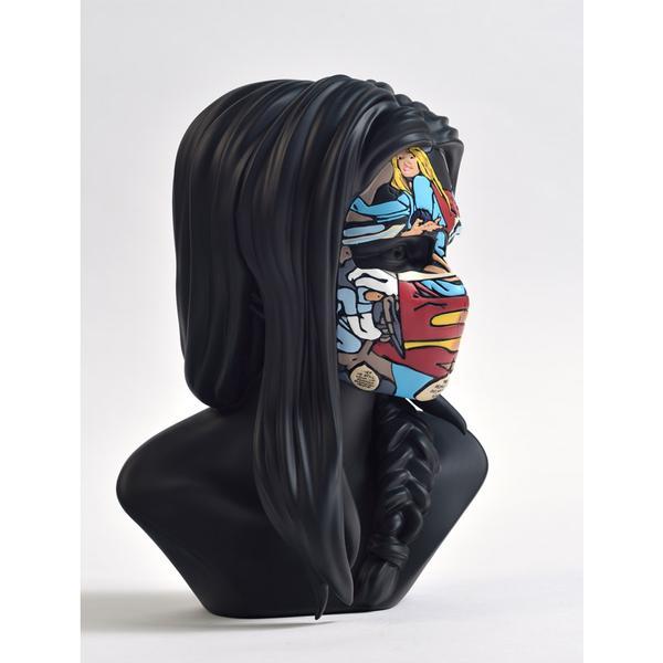 La cage sculpture sandra chevrier édition limitée black edition