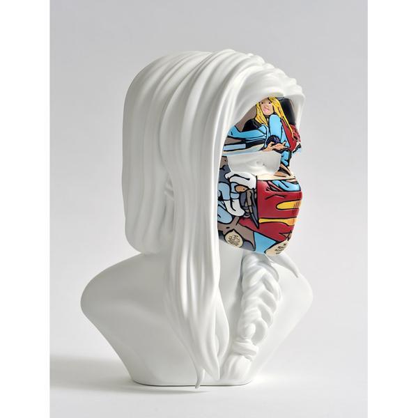 sculpture sandra chevrier original white cover