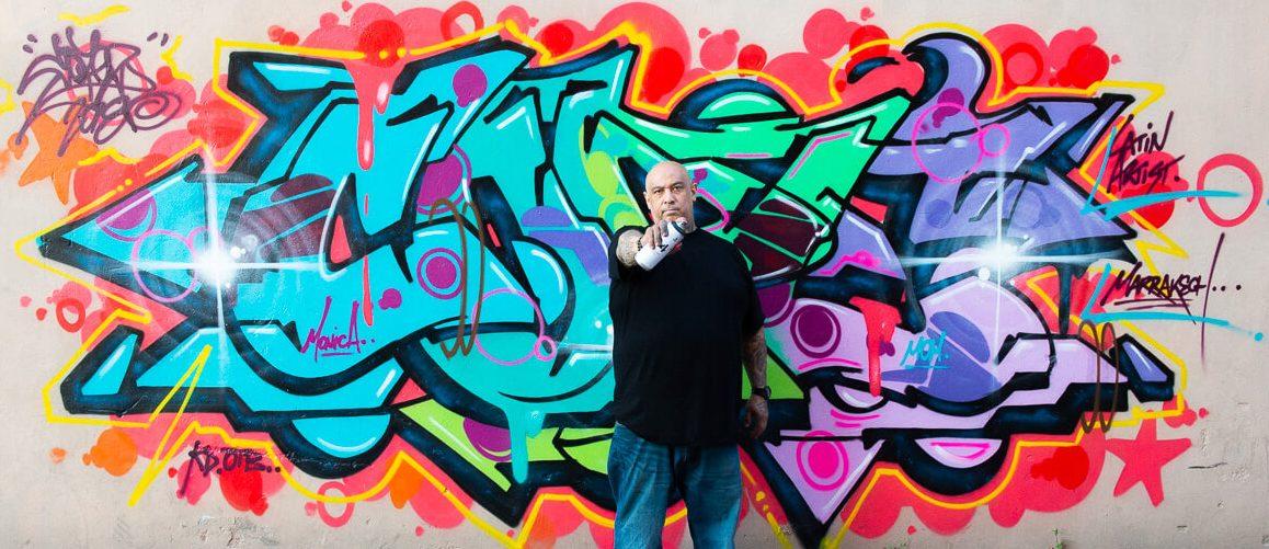 COPE2 artiste graffiti